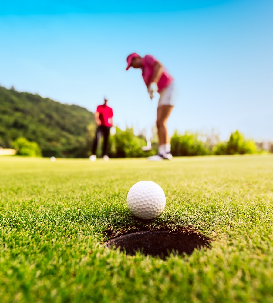 YIPS Golf Syndrome Therapy in Dublin